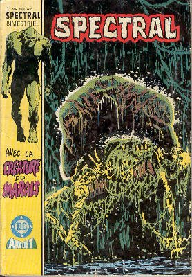 The saga of the Swamp Thing # 10 Kiosque V3 (1985 - 1988)