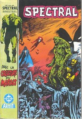 La Créature du Marais # 13 Kiosque V3 (1985 - 1988)