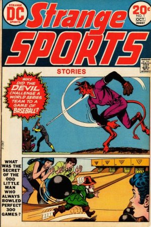 Strange Sports Stories édition Issues V1 (1973 - 1974)