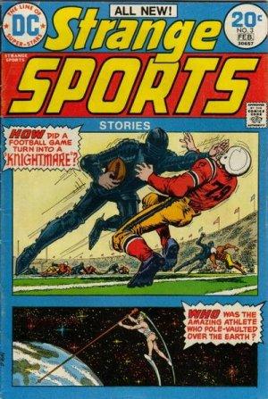 Strange Sports Stories 3 - Gridiron Knightmare!