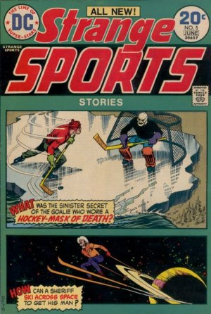 Strange Sports Stories # 5 Issues V1 (1973 - 1974)