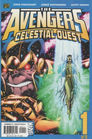 Avengers - Celestial Quest édition Issues