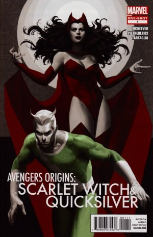 Avengers Origins - The Scarlet Witch & Quicksilver édition Issues
