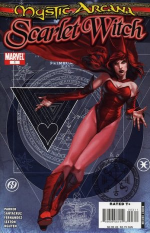 Mystic Arcana - Scarlet Witch édition Issues