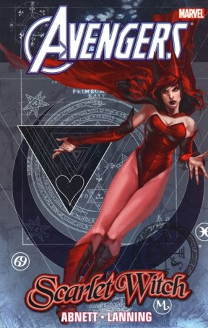 Avengers - Scarlet Witch édition TPB softcover (souple)