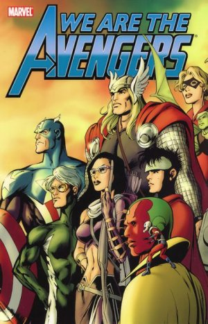 Avengers - We Are the Avengers édition TPB softcover (souple)