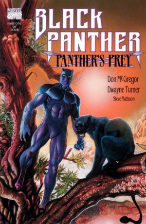 Black Panther - Panther's Prey édition Issues