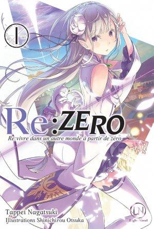 Re:Zero - Re:Vivre dans un nouveau monde à partir de zéro édition Simple