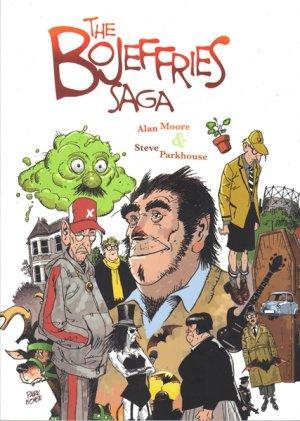 The Bojeffries Saga édition TPB softcover (souple)
