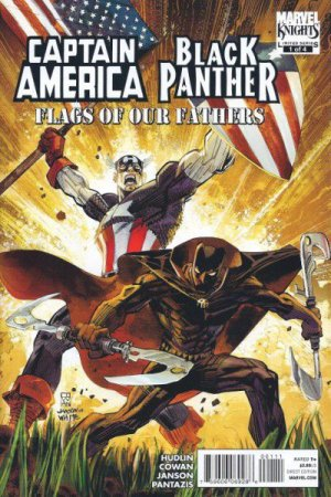 Captain America / Black Panther - Flags of Our Fathers édition Issues (2010)