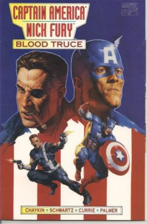 Captain America / Nick Fury - Blood Truce édition Issues