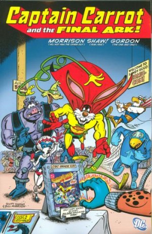 Captain Carrot and the Final Ark édition TPB softcover (souple)