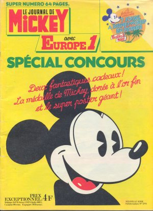 Le journal de Mickey 1295