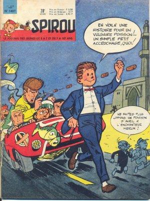 Album Spirou (recueil) # 1407