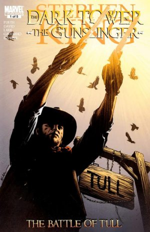 The Dark Tower - The Gunslinger - The Battle of Tull # 1