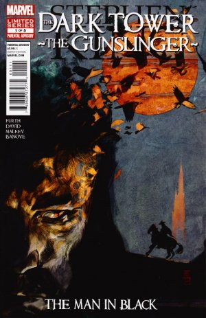 The Dark Tower - The Gunslinger - The Man in Black édition Issues (2012)