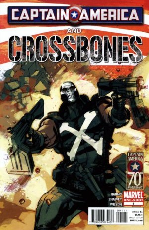 Captain America And Crossbones édition Issues
