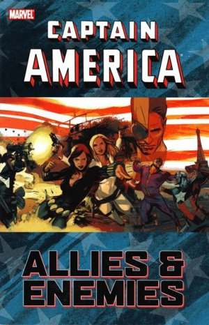 Captain America - Allies and Enemies édition TPB softcover (souple)