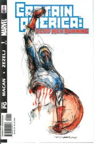 Captain America - Dead Men Running édition Issues
