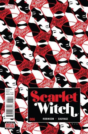 La Sorcière Rouge # 6 Issues V2 (2015 - 2017)