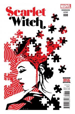 La Sorcière Rouge # 8 Issues V2 (2015 - 2017)