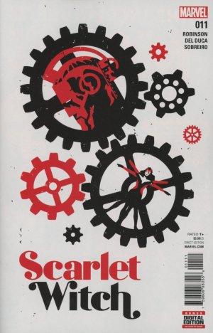 La Sorcière Rouge # 11 Issues V2 (2015 - 2017)