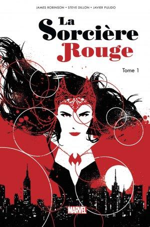 La Sorcière Rouge édition TPB hardcover (cartonnée) - 100% Marvel