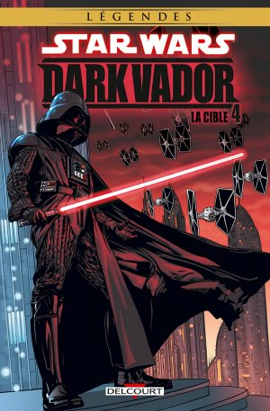 Star Wars - Dark Vador 4