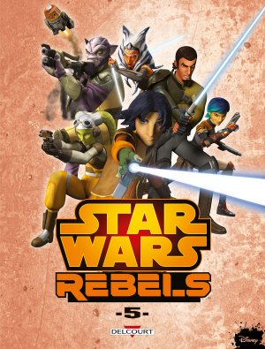Star Wars - Rebels # 5