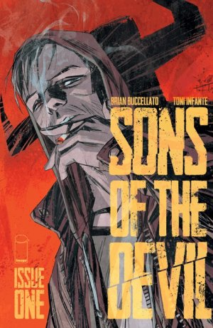 Sons of the Devil édition Issues (2015 - 2017)