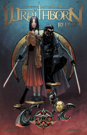 Wraithborn # 2 Issues (2016 - Ongoing)