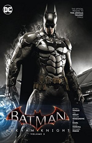 Batman - Arkham Knight # 3 TPB softcover (souple)