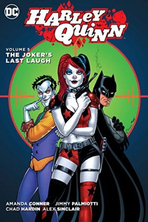 Harley Quinn # 5 TPB softcover (souple) - Issues V2