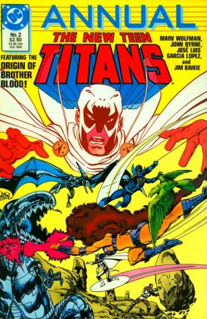 The New Teen Titans # 2 Issues V2 - Annuals (1985 - 1988)