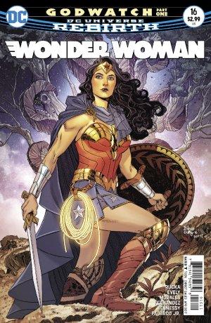 Wonder Woman # 16 Issues V5 - Rebirth (2016 - 2019)
