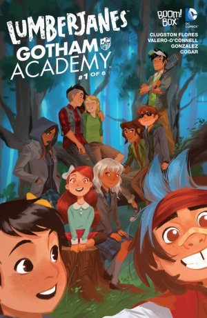 Lumberjanes / Gotham Academy édition Issues (2016)