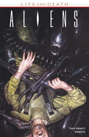 Aliens - Life and Death édition TPB softcover (souple)