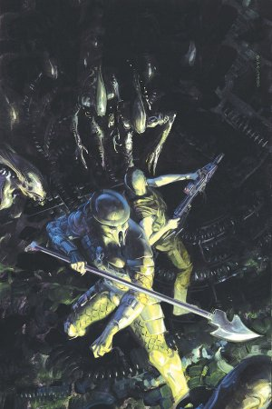 Alien vs. Predator - Life and Death édition Issues (2016 - Ongoing)