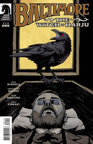 Baltimore - The Witch of Harju # 1 Issues (2014)