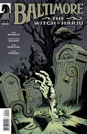 Baltimore - The Witch of Harju # 2 Issues (2014)