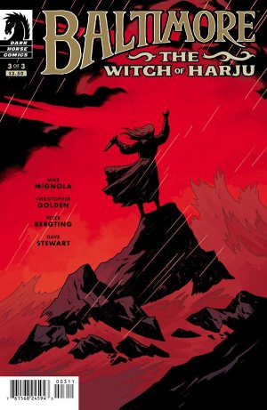 Baltimore - The Witch of Harju # 3 Issues (2014)