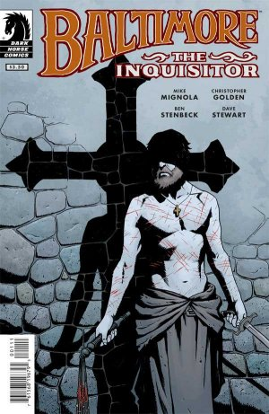 Baltimore - The Inquisitor # 1 Issues (2013)