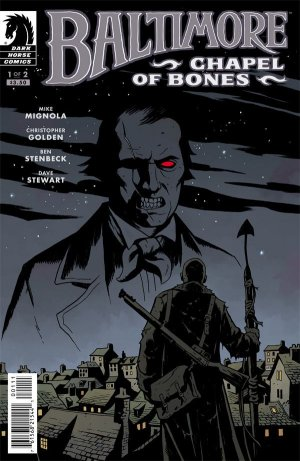 Baltimore - Chapel of Bones # 1 Issues (2014)