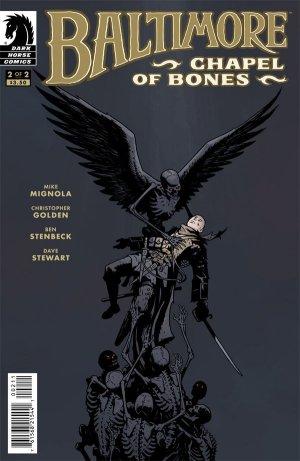 Baltimore - Chapel of Bones # 2 Issues (2014)