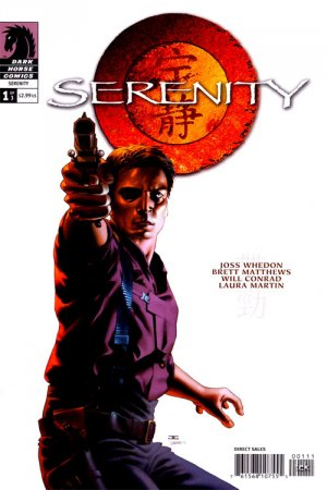Serenity édition Issues (2005)