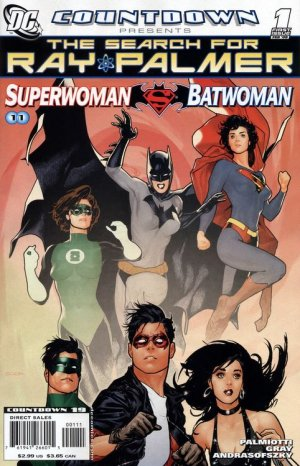 Countdown Presents - The Search for Ray Palmer - Superwoman/Batwoman édition Issues (2008)