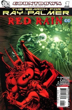 Countdown Presents - The Search for Ray Palmer - Red Rain édition Issues (2008)