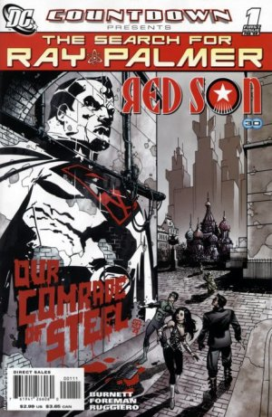Countdown Presents - The Search for Ray Palmer - Red Son édition Issues (2008)