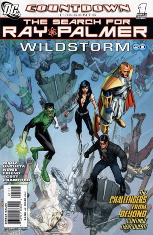 Countdown Presents - The Search for Ray Palmer - Wildstorm édition Issues (2007)