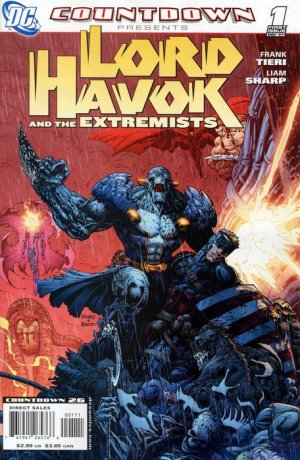 Countdown Presents - Lord Havok And The Extremists édition Issues (2007 - 2008)